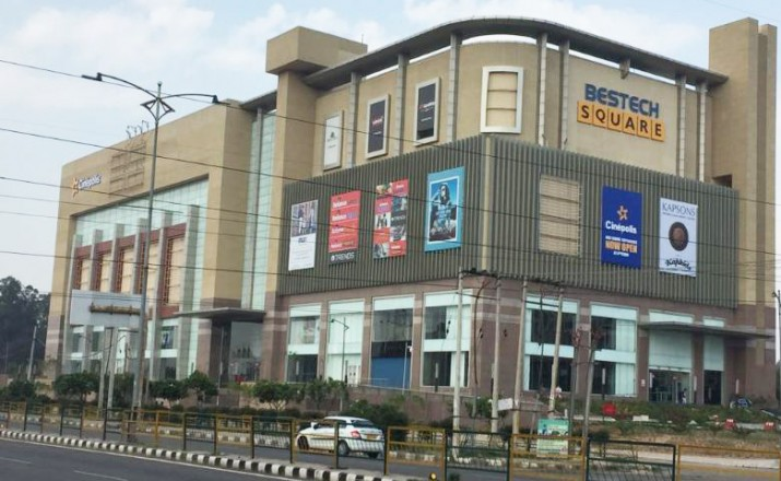 Bestech Square Mall Opens In Mohali