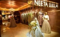 Neeta Lulla's flagship store unveiled at Delhi's Vasant Kunj