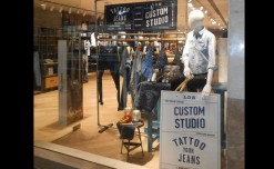 Pepe Jeans: Custom-Made comes to store
