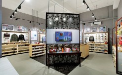 VM&RD Retail Design Awards 2018 : Coats Experience Center by Madura Coats