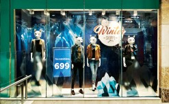VM&RD Retail Design Awards 2018: Pantaloons Winter Window Display