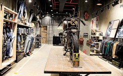 VM&RD Retail Design Awards 2018: Motocult Identity store design