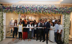 Springfield opens India's third store in Chennai