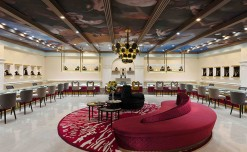 HSJ combines art & luxury in a retail space