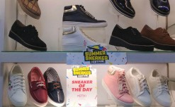 Metro shoes creates in-store buzz with Summer Sneaker festival