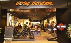 Harley-Davidson unveils first apparel store in Kolkata