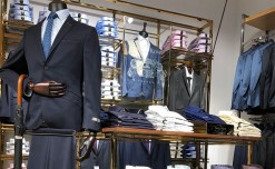 Savile Row London enters India through Van Heusen stores