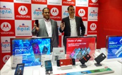 Motorola's SIS now at Reliance Digital and MyJio stores