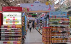 Sunkist beats the heat this summer  at Big Bazaar stores
