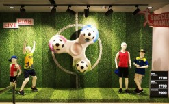 Lifestyle – FIFA frenzy in stores