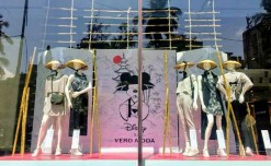 Vero Moda takes Mickey Mouse to Japan