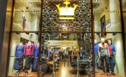 Louis Philippe unveils its new retail design ID