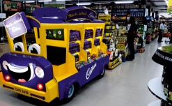 Mondelez plans a series of in-store activations for new launches
