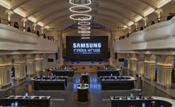 Bangalore's Iconic Opera House becomes Samsung Opera House