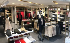 Van Heusen launches its new retail design ID in Bangalore