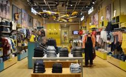 Gini & Jony renovates retail design concept and VM