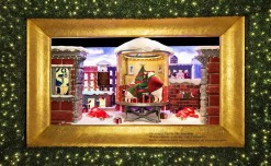 Macy's announces the icon for their upcoming Christmas window