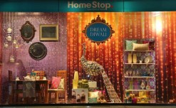 Home Stop: Diwali VM with kitchen installation