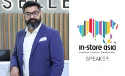 BESTSELLER India CEO to speak at In-Store Asia, 2019