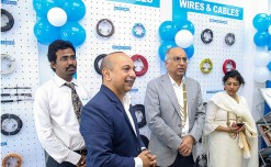 Finolex launches first exclusive India store in Chennai
