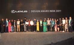 Lexus Design Award India winners & students felicitated at Pune Design Festival