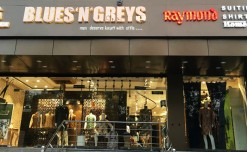 Raymond's tailoring hub Blues N Greys launches 3rd NCR store