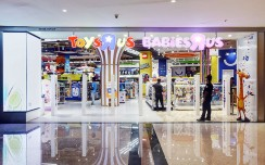 "First Build-A-Bear store at Toys""R""Us in Bengaluru"