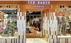 Ted Baker: Charting the bespoke route globally