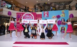 Kids enjoy inspiring fest as Barbie turns 60