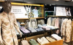 Van Heusen goes all pastel to celebrate summer weddings