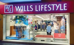 Wills Lifestyle's window ode to Mother Nature