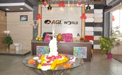 Asian Granito opens first AGL Tiles World showroom in Gujarat