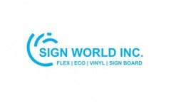 Sign World to install BNZ aluminium profile channel letter bending machine