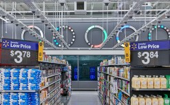 Walmart unveils AI-powered concept store in New York