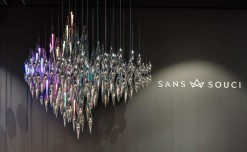 Sans Souci launches new statement lights - Opera