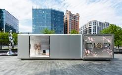 Dior's new pods go retro futuristic