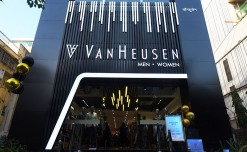 Van Heusen launches largest store in Mumbai