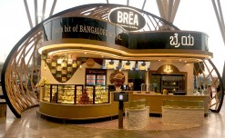 B'lore brand BREA opens first live bakery at airport