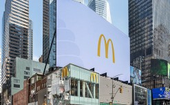 McDonald's revamps flagship outlet at Times Square
