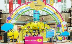 Surreal Design Studio creates fun engagements at malls