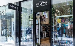 TM Lewin's new London store is all airy, light and relaxed