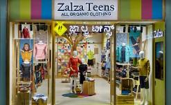 It's all about fun & organic fashion at Zalza Teens' new store