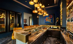 Beyond Designs unveils a stunning bar room