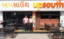 Upsouth Hospitality opens its first QSR outlet in Ahmedabad
