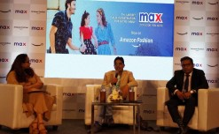 Max launches on Amazon Fashion India