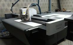 GV Display installs Esko Router machine