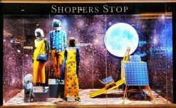 Shoppers Stop's shining tribute to Chandrayaan-2