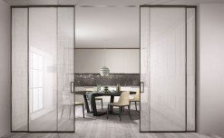 CJ Living launches premium framed sliding glass door systems by Henry Glass