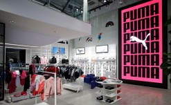 PUMA opens tech-driven one-of-a-kind flagship store in NYC