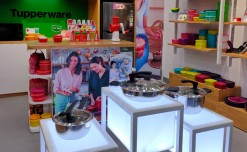 Tupperware India launches its 9th Exclusive Brand Outlet in India
